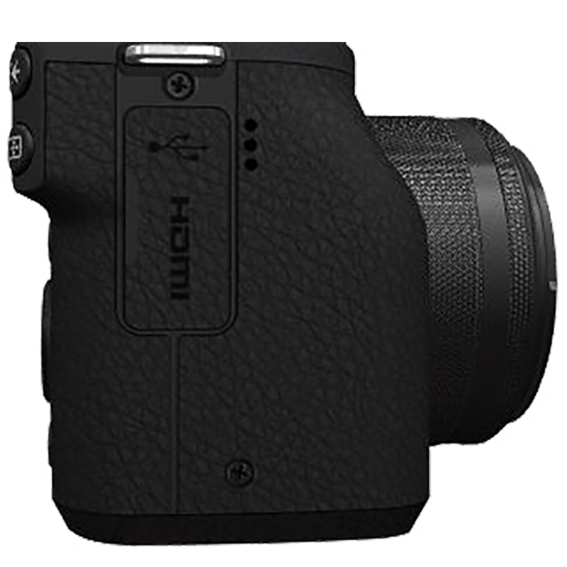 Canon 32.5 MP Mirrorless Camera Body with 15 - 45 mm Lens (EOS M6 Mark II, Black)_3