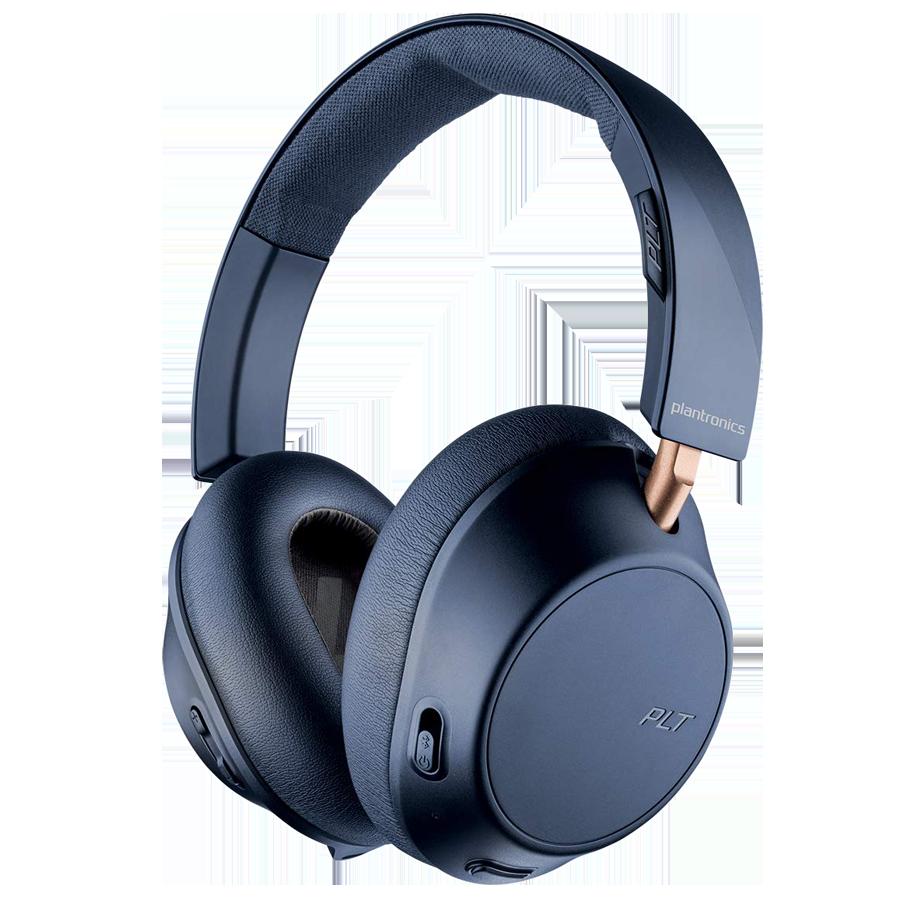 Plantronics BackBeat Wireless Headphones (Go 810, Blue)_1