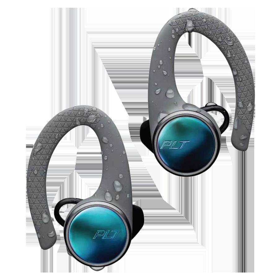 Plantronics BackBeat Wireless Sports Earphones (Fit 3100, Grey)_1