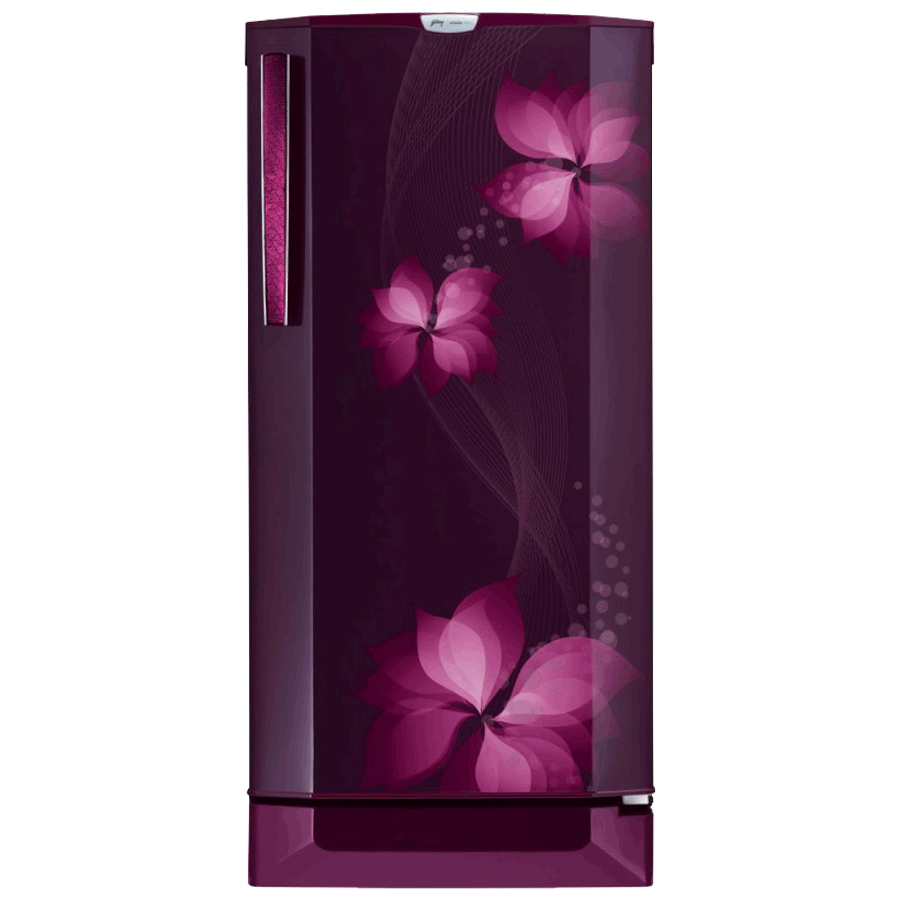 Godrej 190 L 5 Star Direct Cool Single Door Inverter Refrigerator (RD Edge Pro 205 Tai 5.2, Breeze Wine)_1