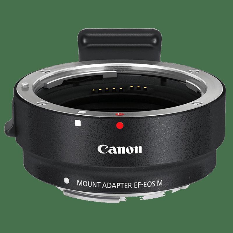 Canon Mount Adapter (EF-EOS M FreeBie M50, Black)_1