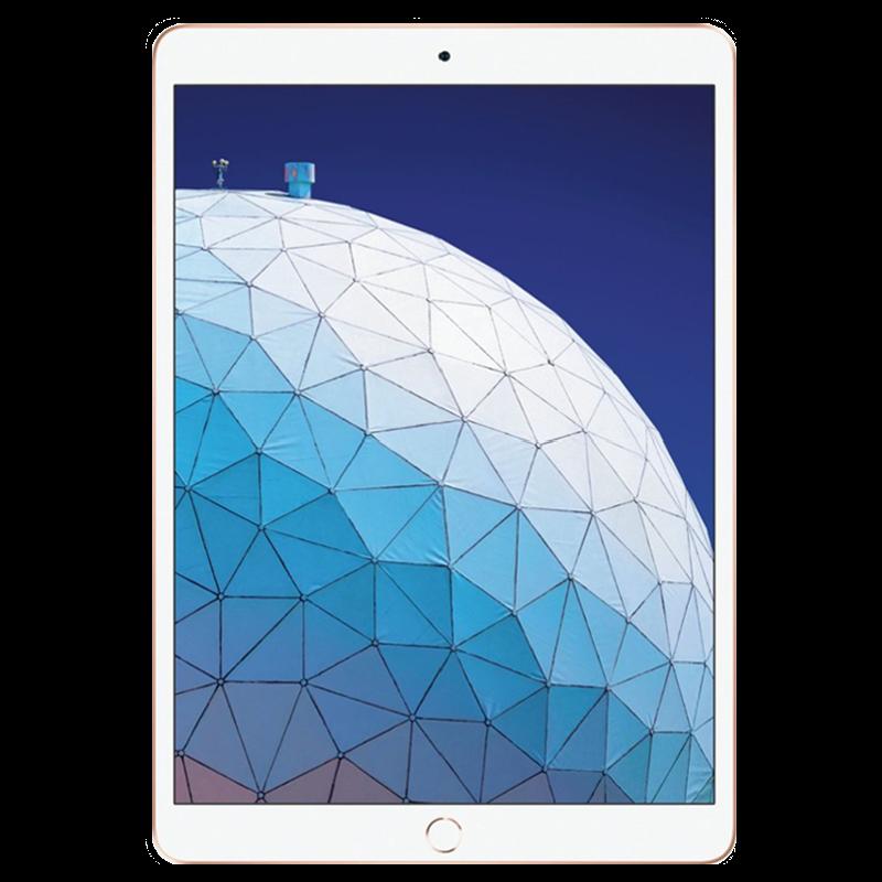 Apple iPad Air (MV0F2HN/A) Wi-Fi + Cellular 26.67 cm (10.5 inch), Gold, 64GB/3GB_1