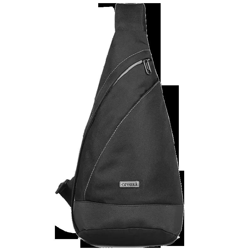 Croma Travel Gear Bag (CRIA2013, Black)_1