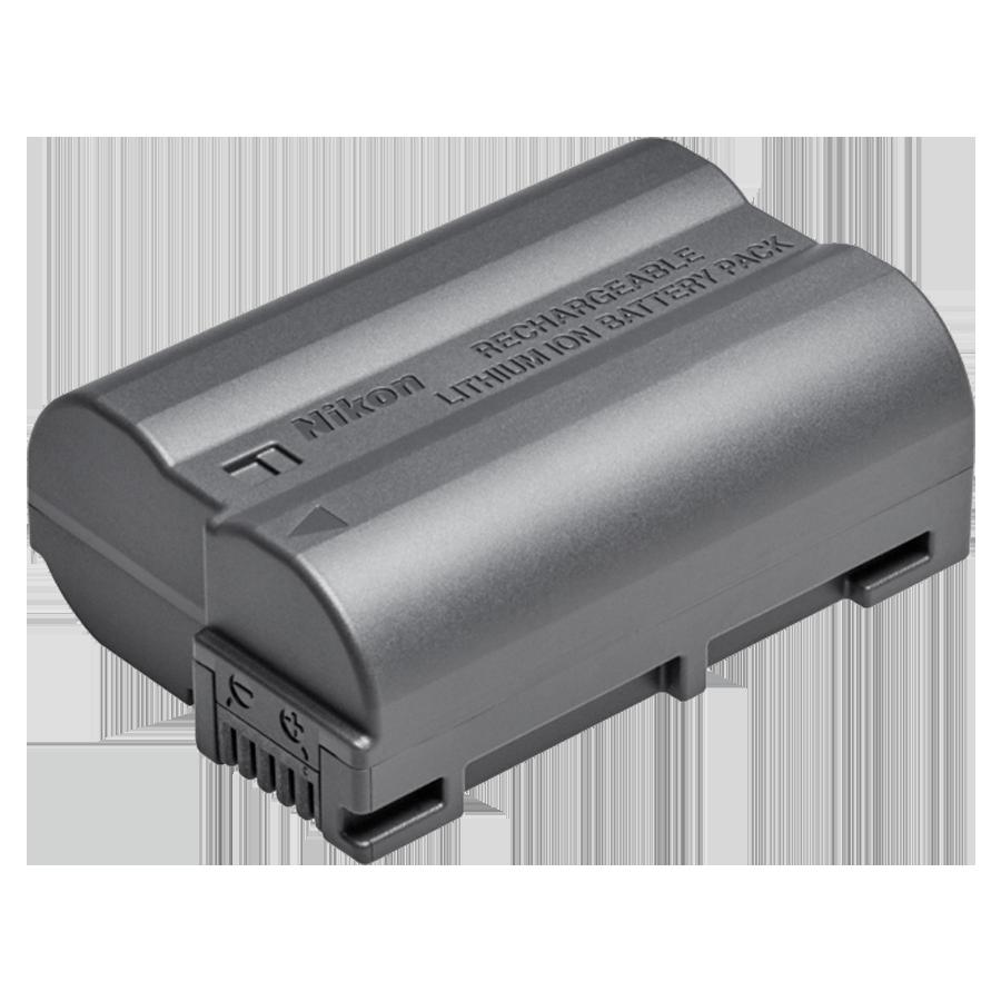 Nikon EN-EL15B Rechargeable Camera Battery (VFB12401, Black)_1