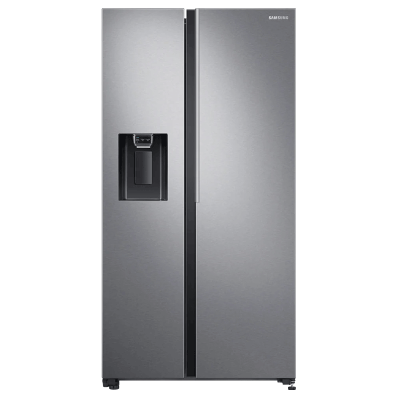 Samsung 676 Litres Frost Free Inverter Side-by-Side Door Refrigerator (SpaceMax Technology, RS74R5101SL/TL, Real Stainless)_1