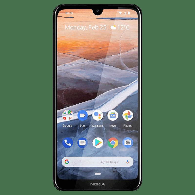 Nokia 3.2 (Steel, 16 GB, 2 GB RAM)_1