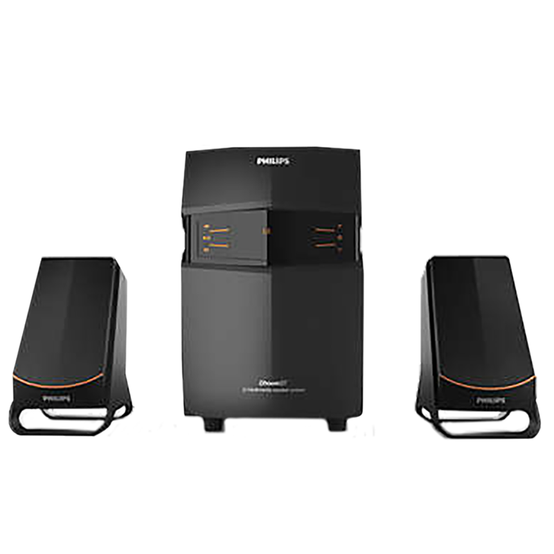 Philips 2.1 Channel Home Theatre System (MMS2550B/94, Black)_1