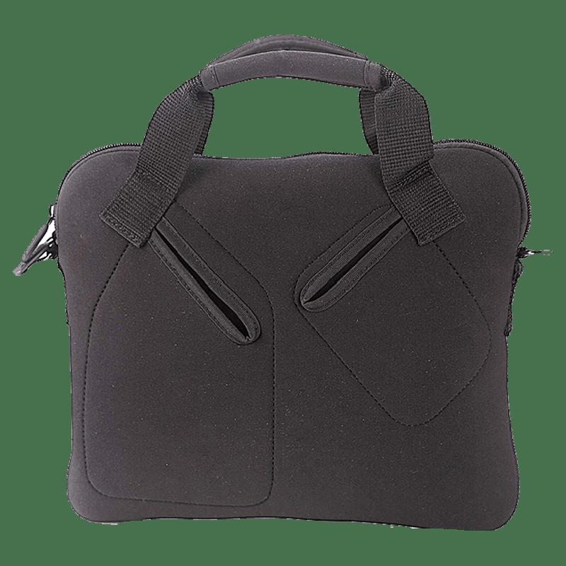 Croma 15.4 inch Laptop Slipcase (CRXL5118, Black)_1