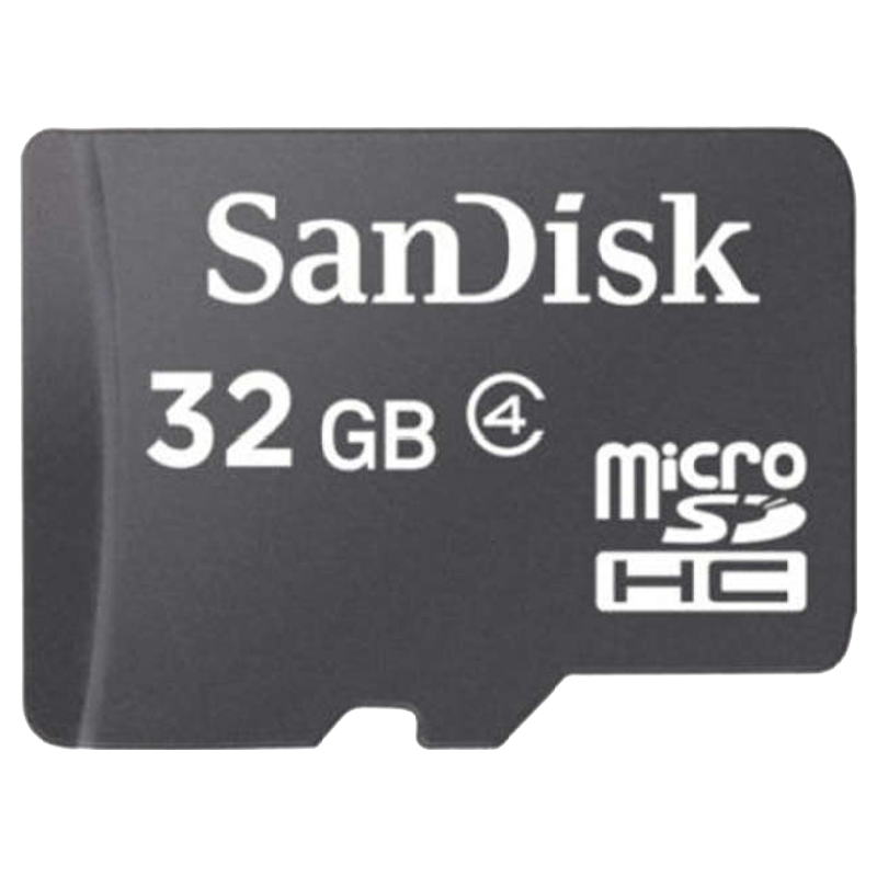Sandisk 32 GB Memory Card (Black)_1
