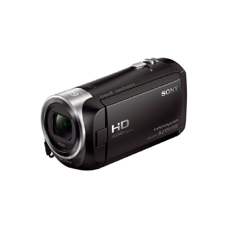 Sony 2.29 MP Flash Memory Camcorder (HDR-CX405, Black)_1