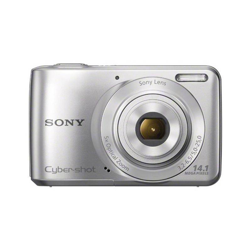 Sony Cyber Shot 14.1 MP Point & Shoot Camera (DSC-S5000, Silver)_1