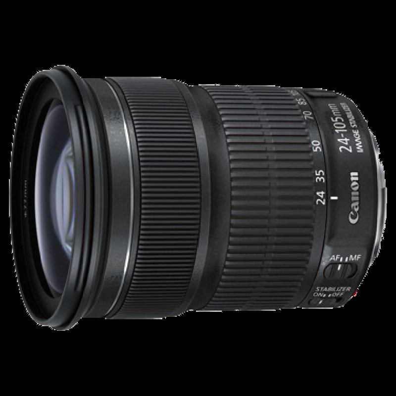 Canon EF 24-105 mm F3.5-F5.6 IS STM Lens (Black)_1