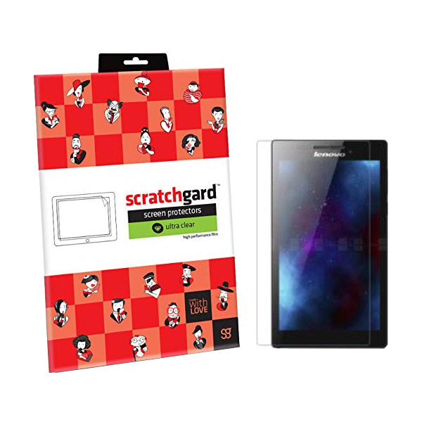 Scratchgard Screen Protector for Lenovo Tab2 A7-10 59434731 Tablet (Transparent)_1