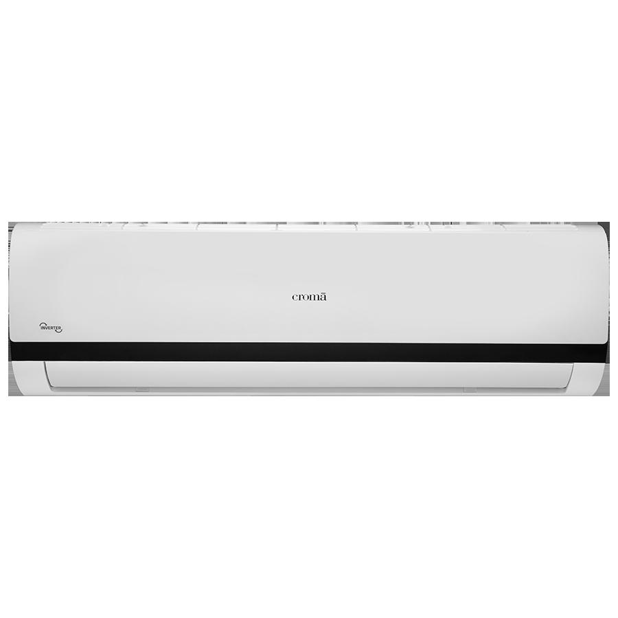 Croma 2 Ton 3 Star Inverter Split AC (Copper Condenser, CRAC7553, White)_1