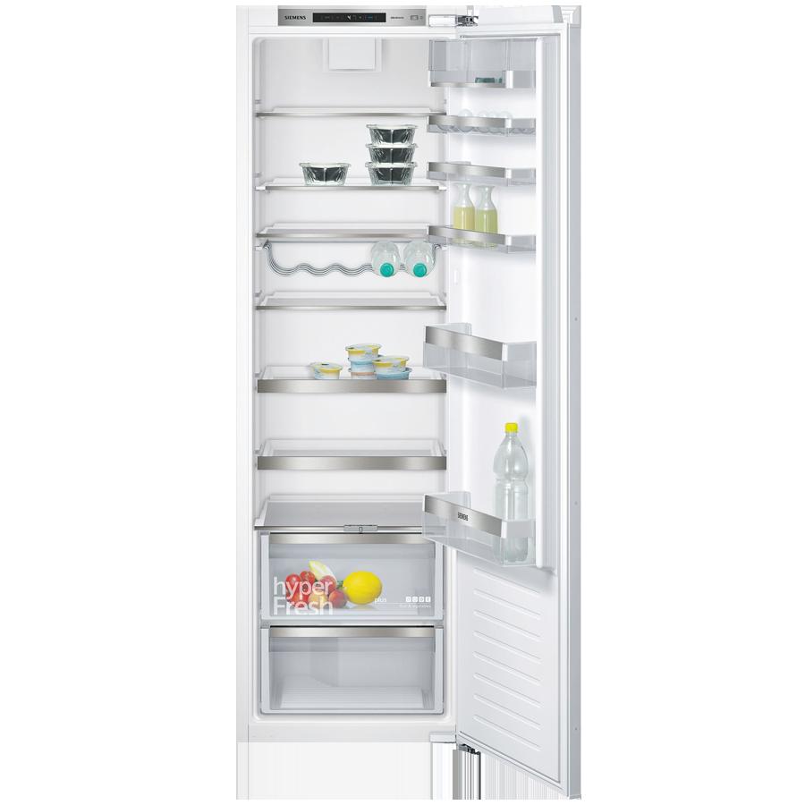 Siemens 321 Litres Single Door Built-In Refrigerator (KI81RAF30, Stainless Steel)_1