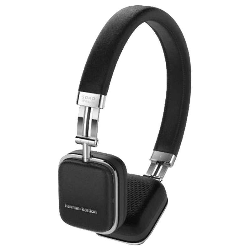 Harman Kardon BT Headphone SOHOBT Black_1