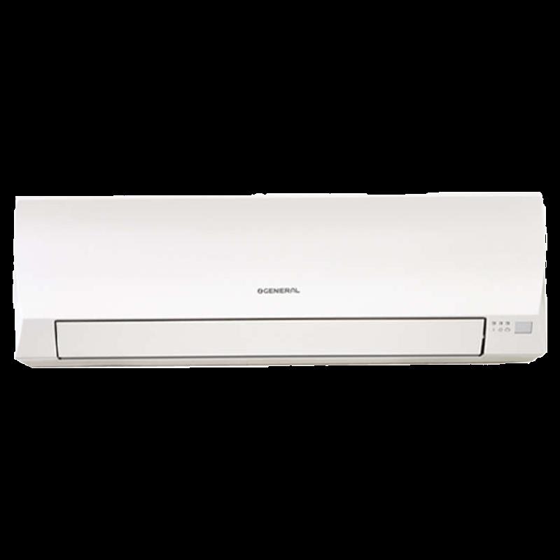 O General 1 Ton 4 Star Inverter Split AC (ASGG12JLCAB, Copper Condenser, White)_1
