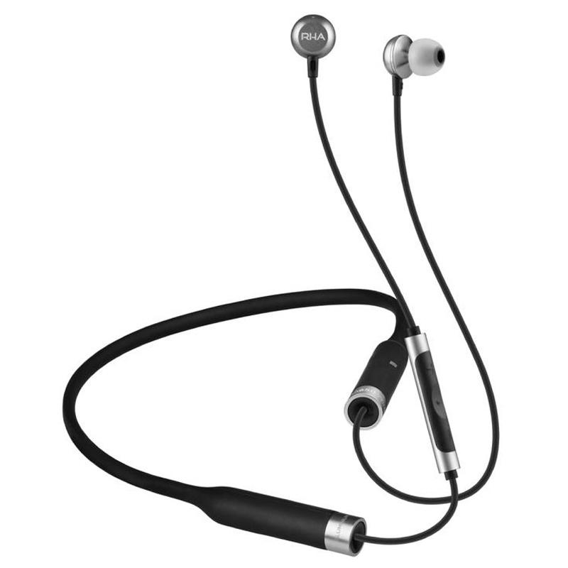 RHA MA650 Bluetooth Earphones (Black)_1