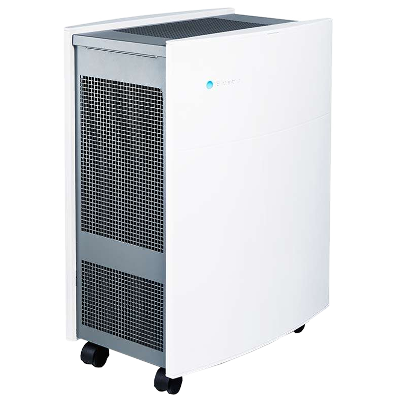 Blueair Classic 680i Air Purifier with SmokeStop Filter (White)_1