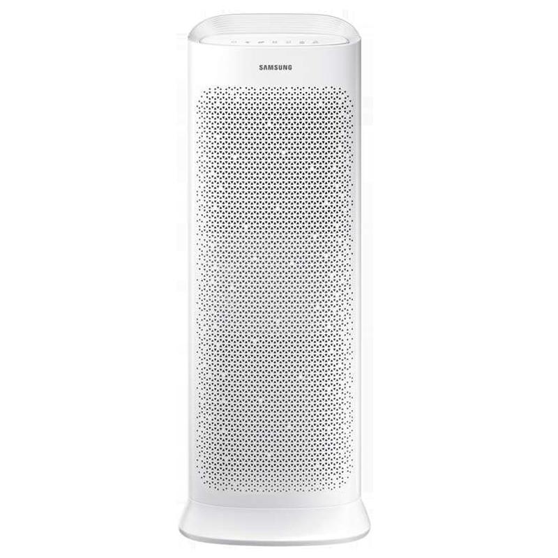 Samsung Virus Doctor Technology Air Purifier (Deodorizing Filter, AX70J7000WT/NA, Airy White)_1