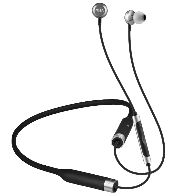 Rha MA650 Bluetooth Earphones (Silver)_1