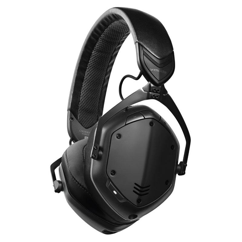 V-Moda Crossfade 2 Wireless Headphones (Black)_1
