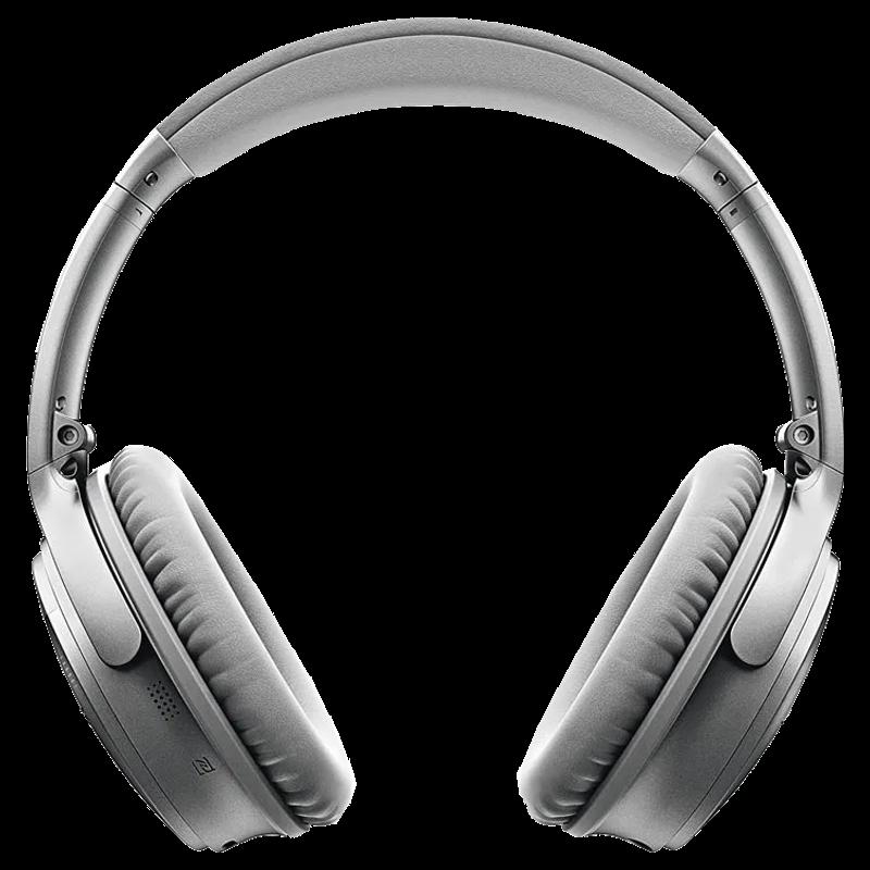 Bose QuietComfort 35 II Wireless Headphones (Silver)_1