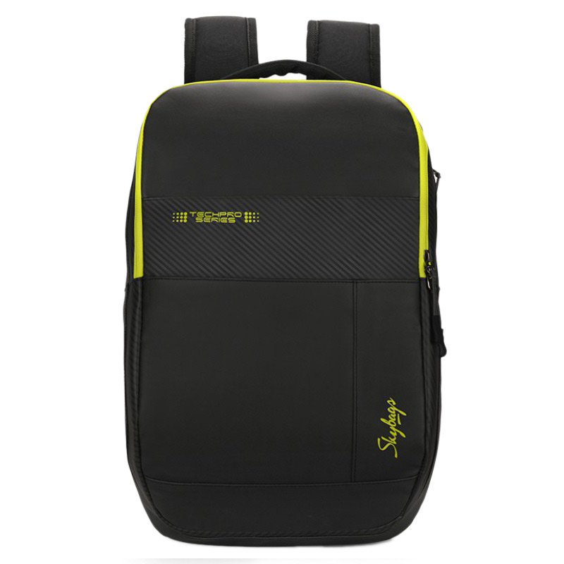 Sky Bags Zylus-01 29 Litres Laptop Backpack (LPBPLAZ1RED, Black)_1