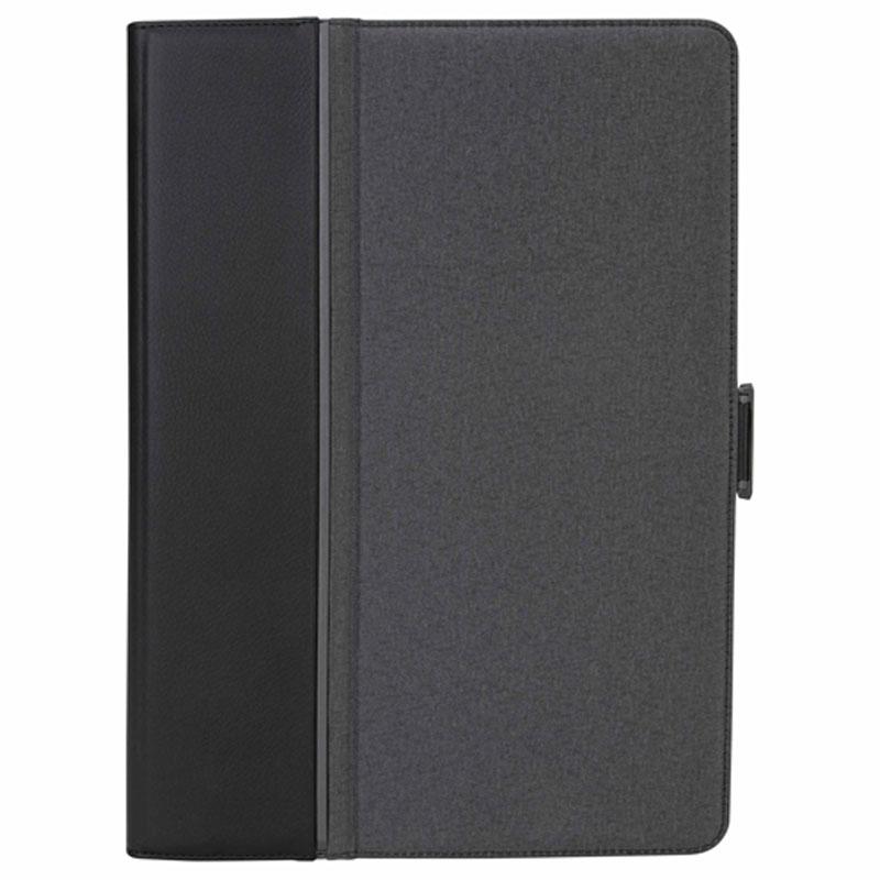 "Targus Versavu Premium Rotating Flip Cover for 12.9"" Apple iPad Pro (THZ652GL-50, Black)_1"