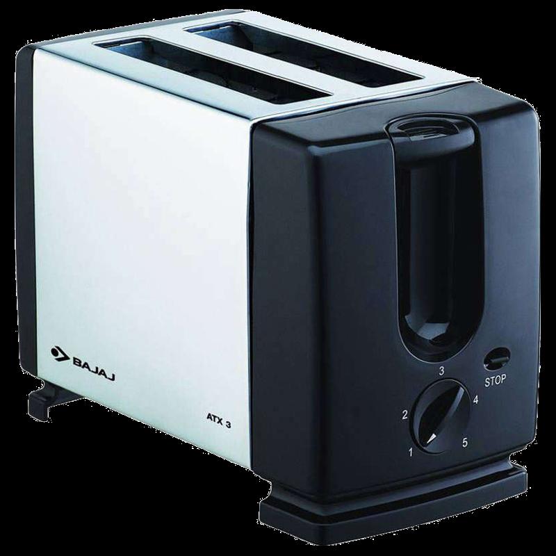 Bajaj Majesty ATX 3 Auto Pop-Up Toaster