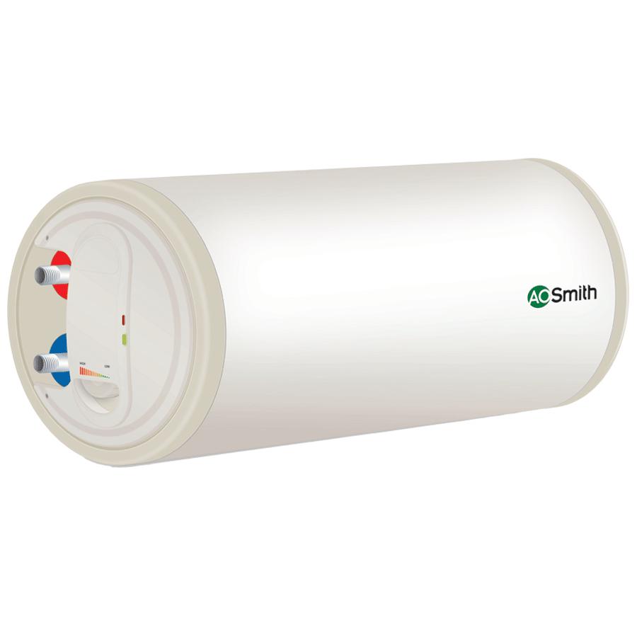 A.O.Smith HSE-HAS LHS 15 L Horizontal Geyser (15L Hor HAS-X , White)_1