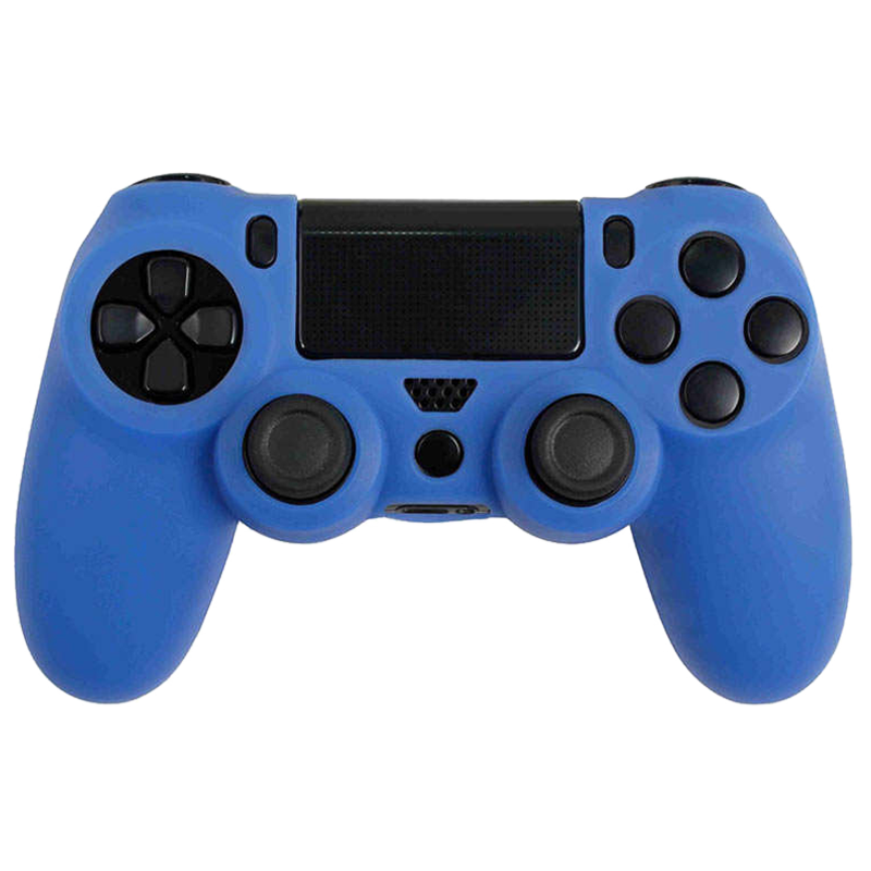 ORB PS4 Controller Silicone Skin Cover (Blue)_1