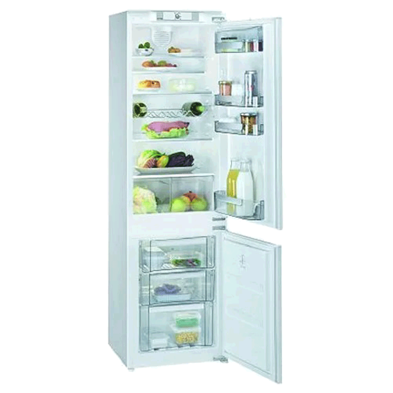 Faber 243 Litres 4 Star Frost Free Built-in Double Door Refrigerator (FBIR 243NF, White)_1