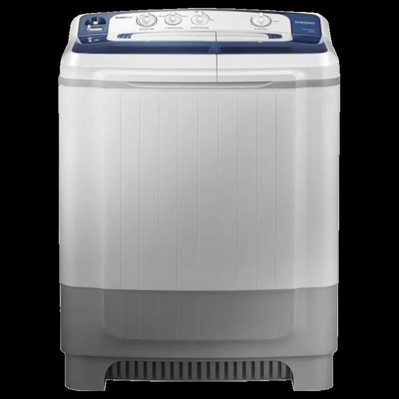 Samsung 8 kg Semi Automatic Top Loading Washing Machine (WT80M4200HB/TL, Light Grey)_1