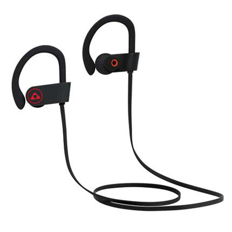 Stuffcool Louis In-Ear Bluetooth Earphones with Mic (LSBTH-BLK, Black)_1