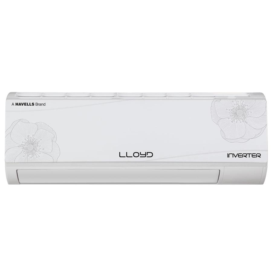 Lloyd 1.5 Ton 4 Star Inverter Split AC (Copper Condenser, LS18I42MP, White)_1