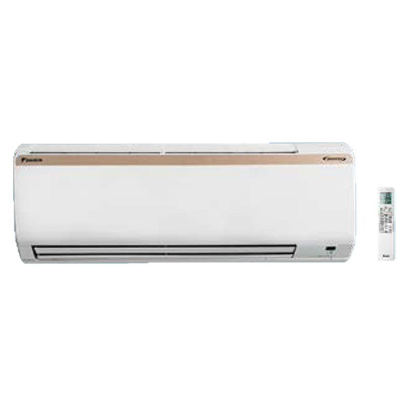 Daikin FTHT 1 Ton 3 Star Inverter Split AC (Hot & Cold, Copper Condenser, FTHT35TV, White)_1