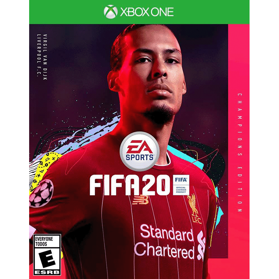 Xbox One Game (FIFA 20 - Champions Edition)_1