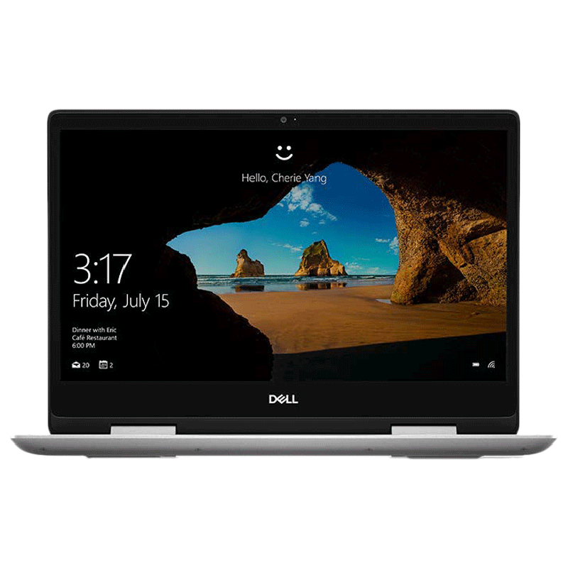 Dell Inspiron 14 5491 C562514WIN9 Core i5 10th Gen Windows 10 Home Laptop (8 GB RAM, 512 GB SSD, Intel UHD Graphics, 35.56cm, Silver)_1