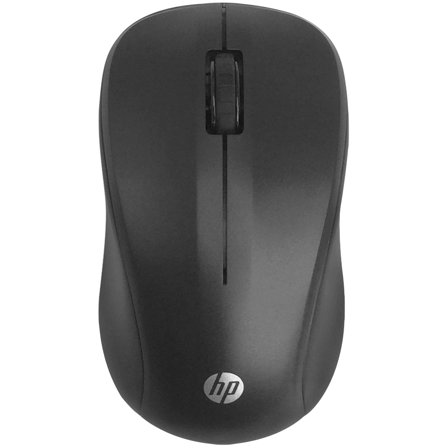 HP Wireless Optical Mouse (S500, Black)