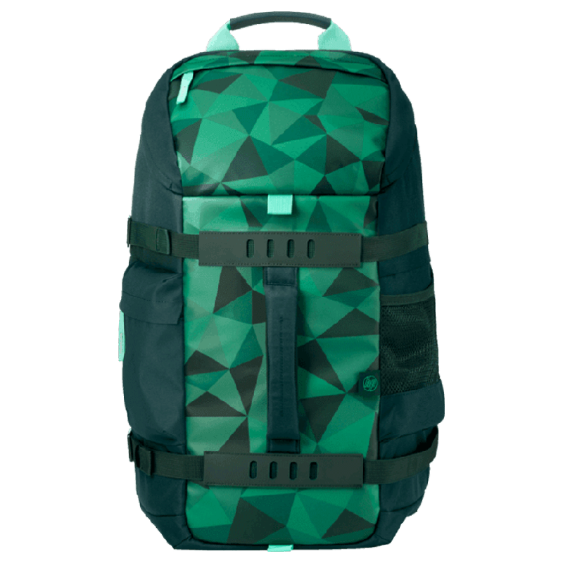 HP Odyssey Facet 15.6 inch Laptop Backpack (5WK94AA, Green)_1