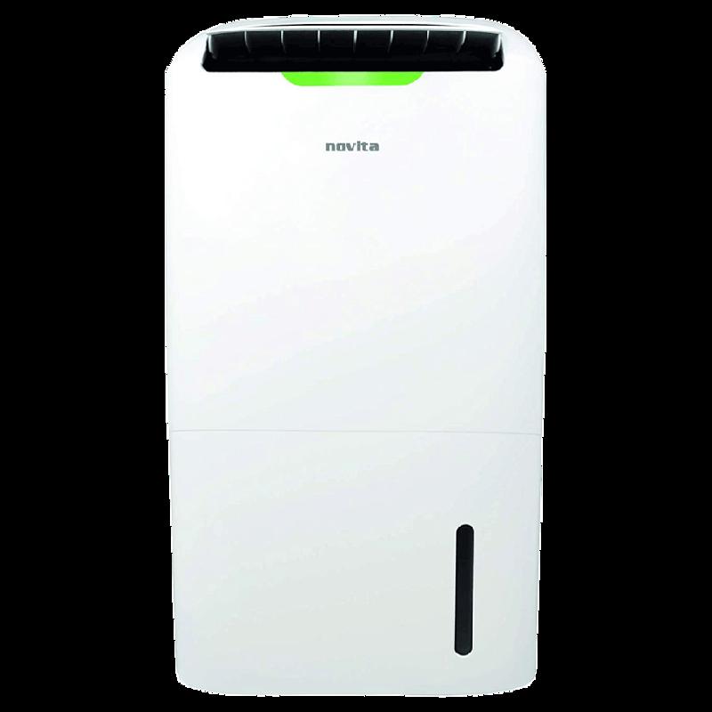 Origin Novita Reliable 5 Step Purification Technology Air Purifier & Dehumidifier (Auto Restart, ND 2000, White)_1