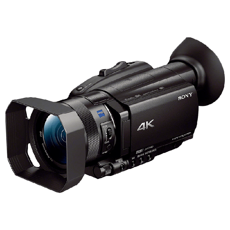 Sony FDR-AX700 14.2 MP 4K HDR Camcorder_1