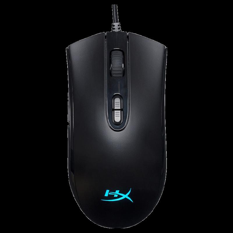 HyperX Pulsefire Core 6200 DPI Wired Gaming Mouse (HX-MC004B, Black)_1