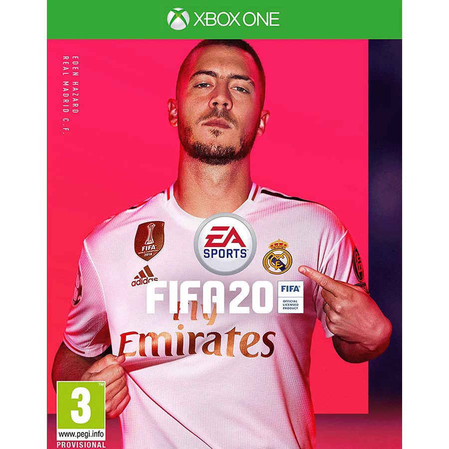 Xbox One Game (FIFA 20)_1