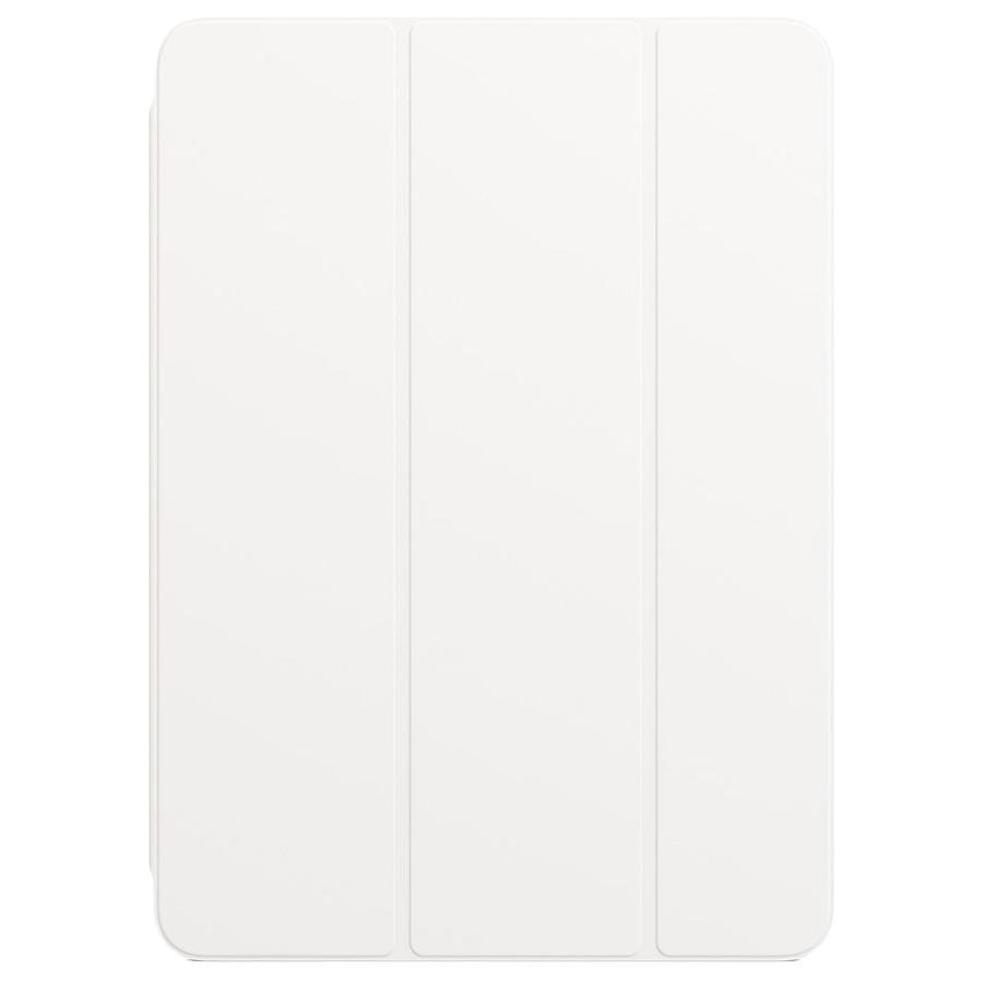 Apple Polyurethane Smart Folio Cover For 11 Inch iPad Pro (MRX82ZM/A, White)_1