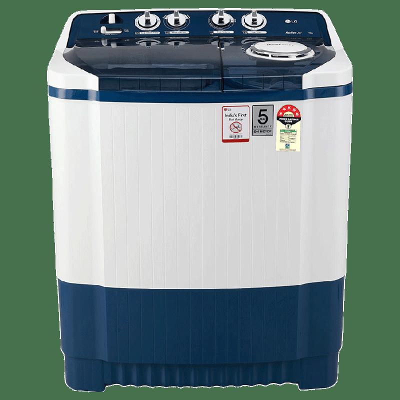LG 7.5 Kg 5 Star Semi-Automatic Top Loading Washing Machine (ADBQEIL, Dark Blue)_1