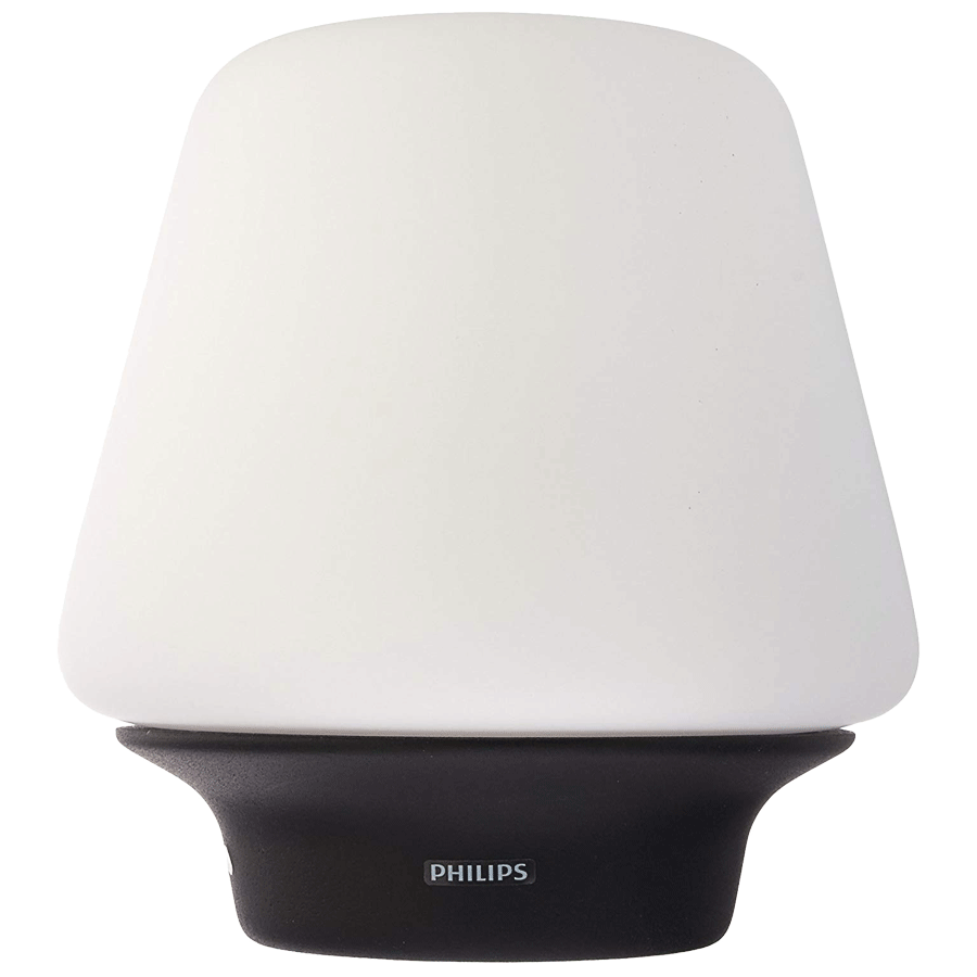 Philips Hue Electric Powered Dimmable LED Table Lamp (915005401201, White)_1