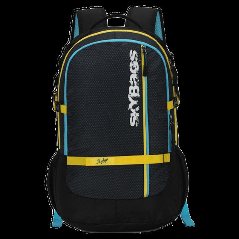 Skybags Herios Plus 03 Laptop Backpack (BPHERP4BLK, Black)_1