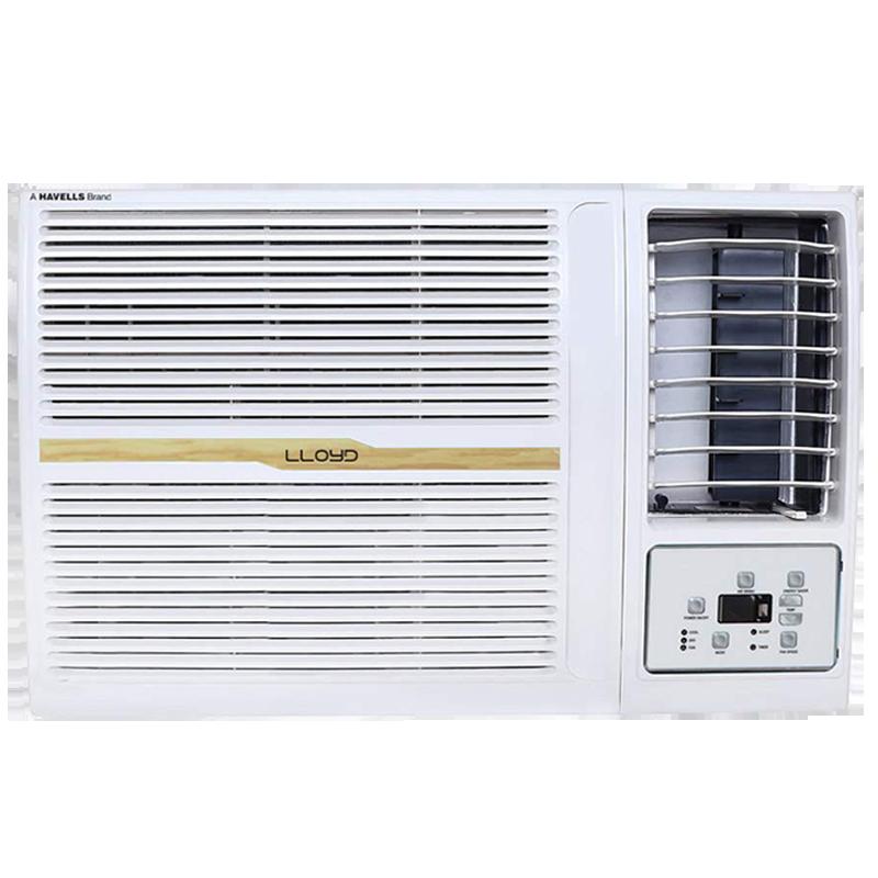 Lloyd 1 Ton 3 Star Window AC (Copper Condenser, GLW12B32WSEW, White)_1